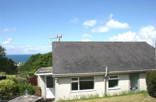 Snaptrip - Last minute cottages - Delightful Harlech Rental S11386 - Exterior