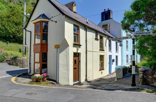Snaptrip - Last minute cottages - Wonderful Llandysul Rental S11412 - WAS307 - Exterior