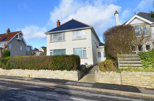 Snaptrip - Last minute cottages - Lovely Swanage Rental S11500 - WY282 Exterior