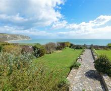 Snaptrip - Last minute cottages - Splendid Swanage Rental S11504 - WY340 - Garden - View 1