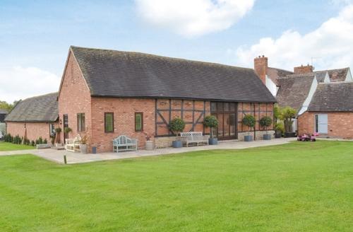 Snaptrip - Last minute cottages - Superb Stratford Upon Avon Cottage S42035 -
