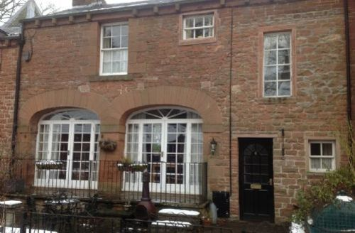 Snaptrip - Last minute cottages - Tasteful Penrith House S305 - The Coach House, self catering Lazonby, Lakes Cottage Holidays