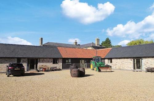 Snaptrip - Last minute cottages - Superb Cambridge Cottage S59801 -