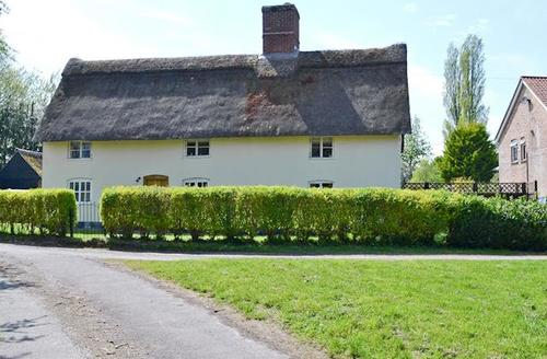 Snaptrip - Last minute cottages - Adorable Thetford Cottage S50590 -
