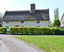 Snaptrip - Last minute cottages - Adorable Thetford Cottage S50590 -