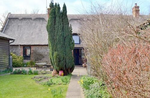 Snaptrip - Last minute cottages - Wonderful Bury St Edmunds Cottage S47356 -