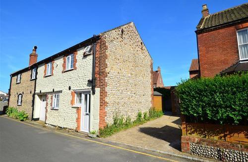 Snaptrip - Last minute cottages - Splendid Sheringham Rental S11805 - Exterior