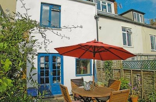 Snaptrip - Last minute cottages - Beautiful Watchet Cottage S20263 -
