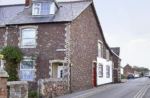 Snaptrip - Last minute cottages - Superb Watchet Cottage S20272 -
