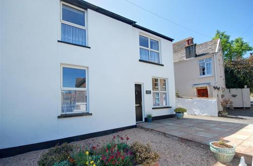 Snaptrip - Last minute cottages - Adorable Lynton Rental S12114 - CROF - Croft Cottage 1 copy