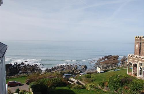 Snaptrip - Last minute cottages - Attractive Woolacombe Rental S12221 - View from Property