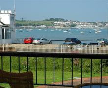 Snaptrip - Last minute cottages - Beautiful Instow Rental S12260 - View from Bosun Haven