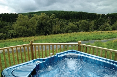 Snaptrip - Last minute cottages - Attractive Kielder Lodge S24454 -