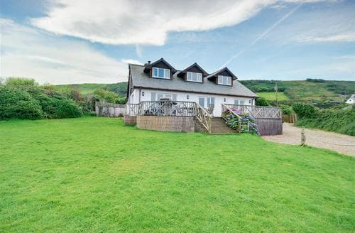 Snaptrip - Last minute cottages - Lovely Croyde Rental S12323 - External