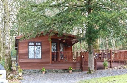 Snaptrip - Last minute cottages - Superb Windermere Lodge S4512 -