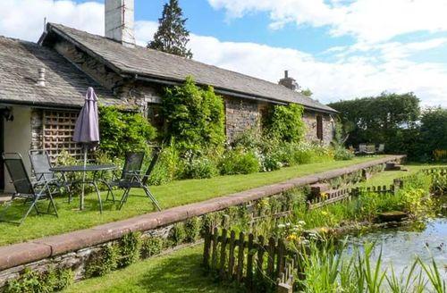 Snaptrip - Last minute cottages - Wonderful Torver Rental S12930 -