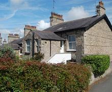 Snaptrip - Holiday cottages - Quaint Arnside,  Rental S12686 - DV142 Exterior