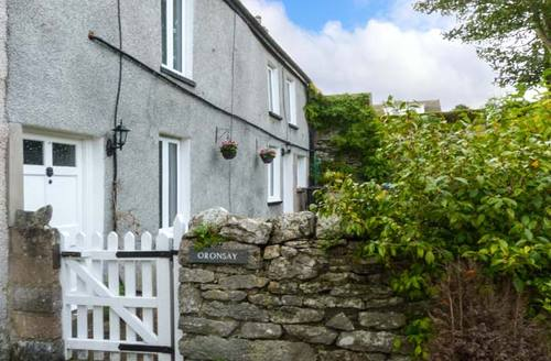 Snaptrip - Last minute cottages - Wonderful Great Urswick Cottage S12737 -