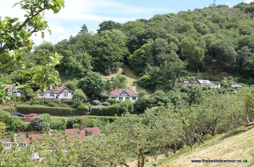 Snaptrip - Last minute cottages - Splendid Porlock Cottage S12951 -