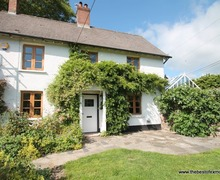 Snaptrip - Last minute cottages - Tasteful Brushford Cottage S12952 -