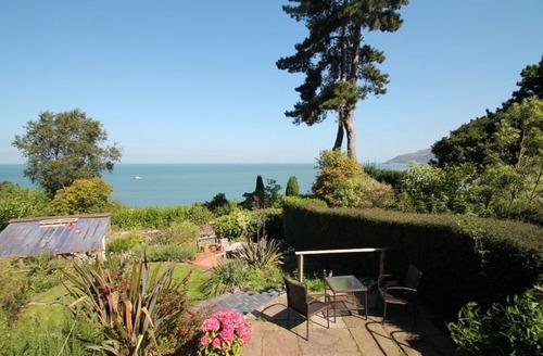 Snaptrip - Last minute cottages - Delightful Porlock Weir Cottage S12963 -