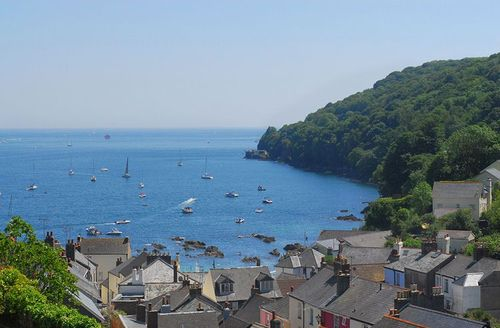 Snaptrip - Last minute cottages - Gorgeous Torpoint Firlet S1153 - The view from outside The Firlet