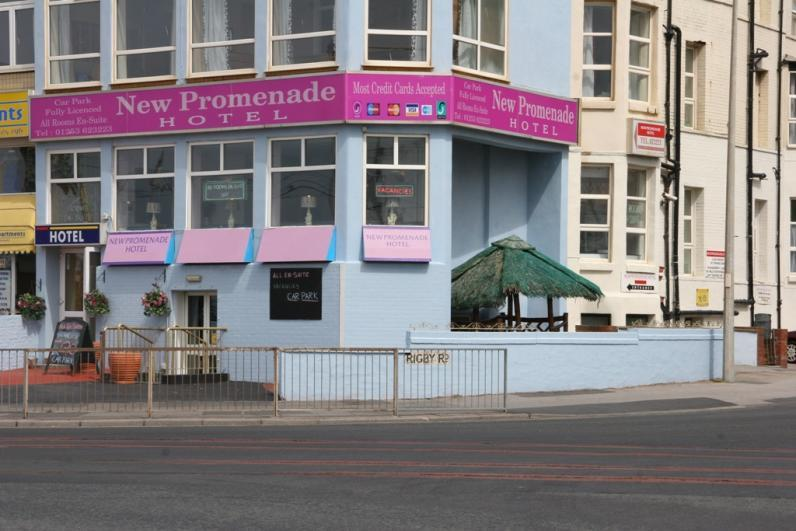 The New Promenade Hotel - Enjoy Blackpool Promenade Hotel