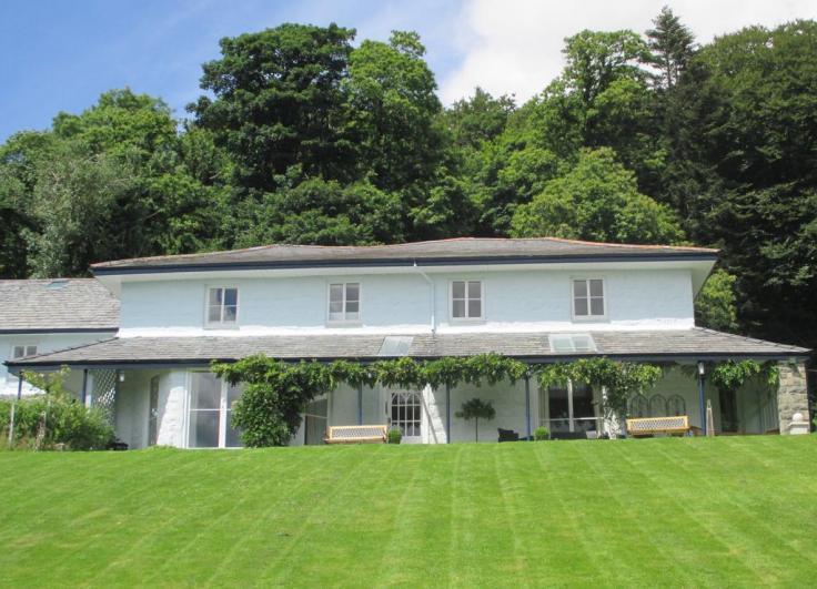 Plas Tan Yr Allt Historic Country House The first Regency Villa in North Wales - Plas Tan Yr Allt Award Winning Historic Country House.