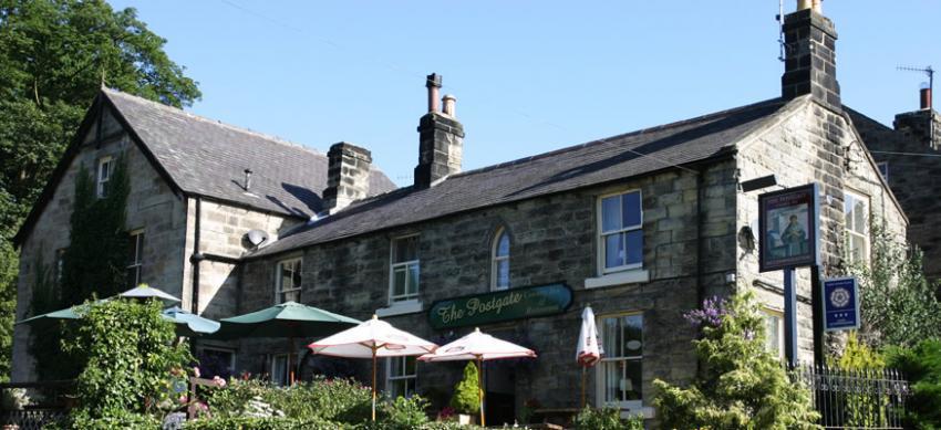 The Postgate Inn Exterior view