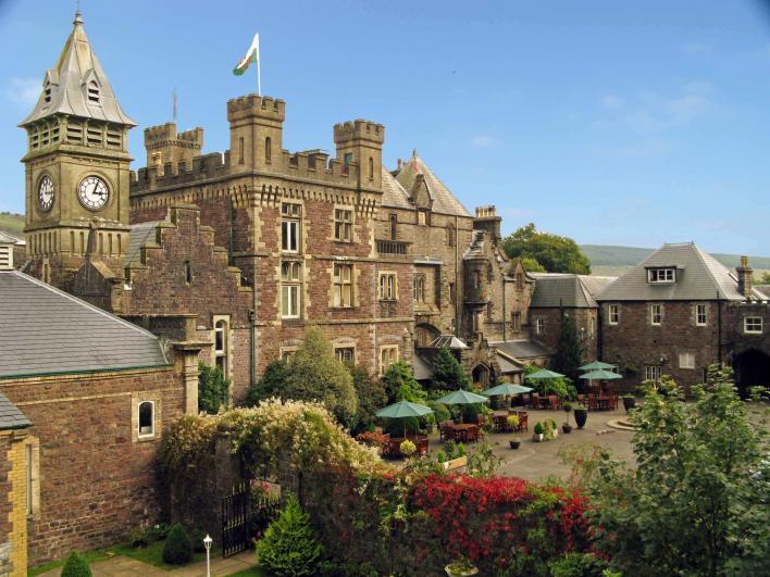 Craig Y Nos Castle Hotel Craig Y Nos Castle- fantastic for Weddings