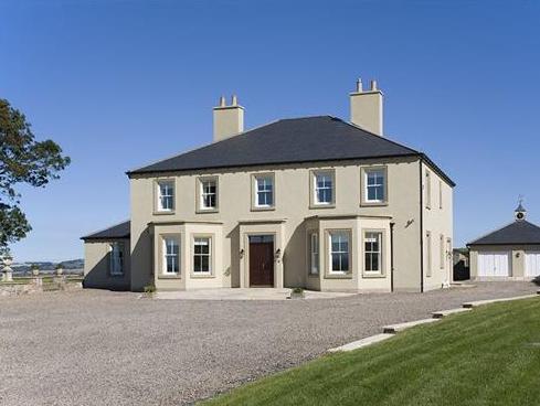 West Longridge Manor B&B - an award-winning manor house B&B gem just 4 1/2 miles from Berwick.  - West Longridge Manor B&B