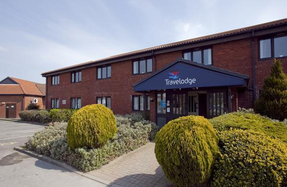 Exterior - Travelodge Littlehampton Rustington budget hotel