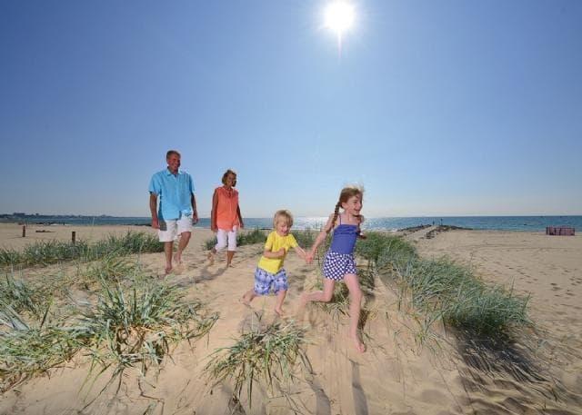 Hoseasons Poole: Sandford Holiday Park The beach