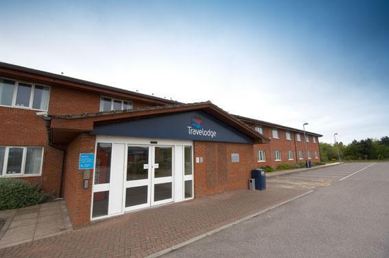 Travelodge Barrow-in-Furness budget hotel Exterior
