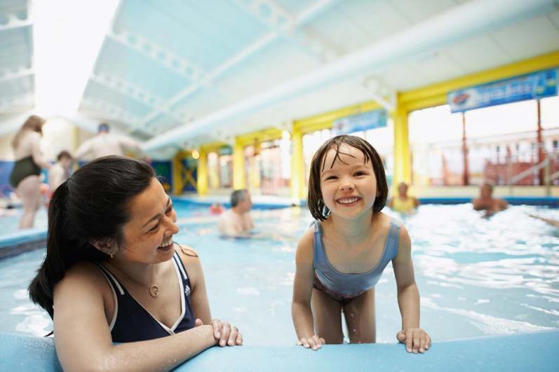 Haven Seton Sands Holiday Park Indoor pool