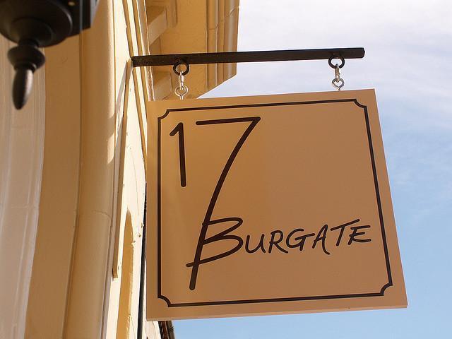 17 Burgate B&B 17 Burgate