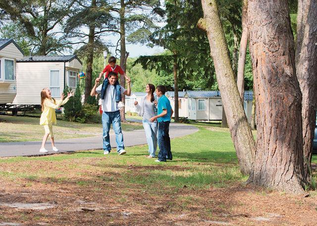 Hoseasons Norfolk: Wild Duck Holiday Park - Hoseasons Norfolk: Wild Duck Holiday Park