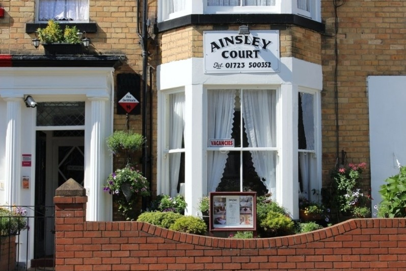 Ainsley Court Guest House Welcome to Ainsley Court
