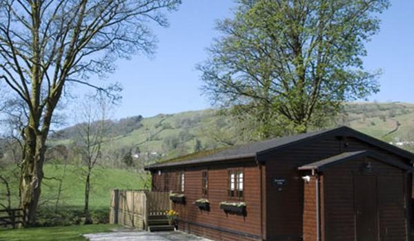 Three bed log cabin - idyllic location within Limefitt Park near Windermere. Pets welcome.  - Jinnyspinner Lodge