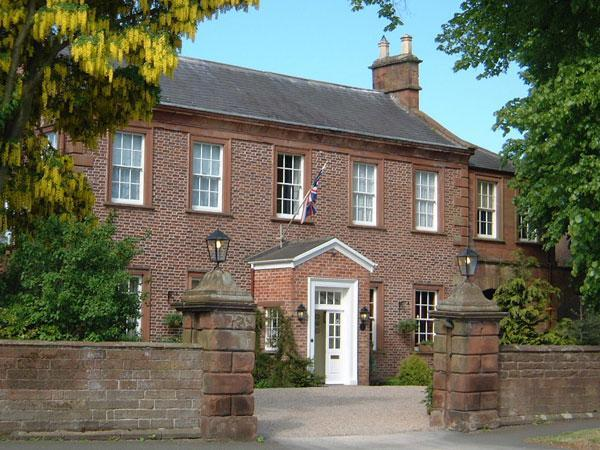 Temple Sowerby House Hotel Temple Sowerby House