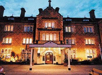 Britannia North Stafford Hotel Exterior