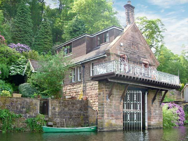 Horton Lodge Boathouse