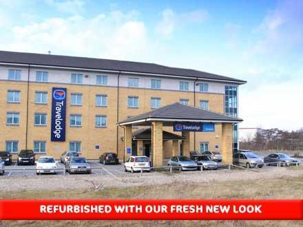 Travelodge Derby Pride Park Hotel The exterior of Travelodge Derby Pride Park Hotel.