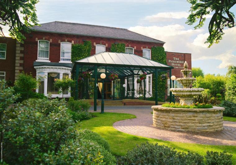 Parkmore Hotel - Best Western Parkmore Hotel & Leisure Club