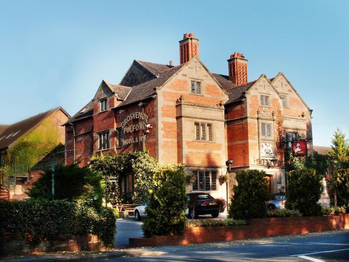 Grosvenor Pulford Hotel & Spa Grosvenor Pulford Hotel