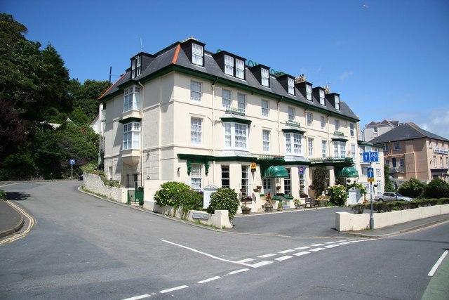 The Ilfracombe Carlton Hotel