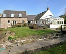 Snaptrip - Last minute cottages - Captivating Berwick Upon Tweed Rental S13092 - Hutton Mill exterior - grounds