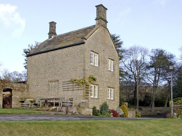 - Underbank Hall Cottage