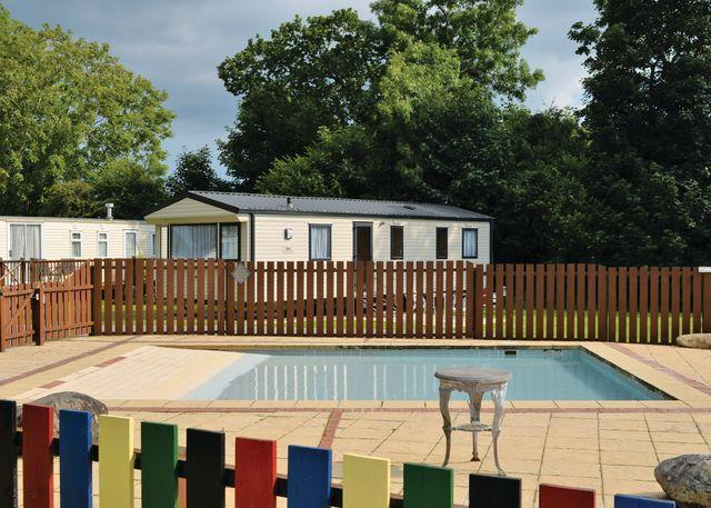 Noble Court Holiday Park Family friendly holiday park with caravans sleeping either 4 or 6 people available.