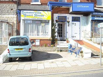 Summerville Guest House Summerville Guesthouse Blackpool with 1 car space